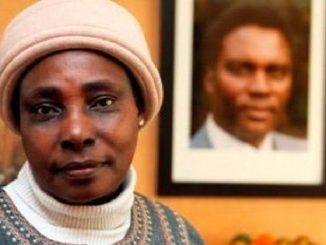 Agathe Kanziga Habyarimana